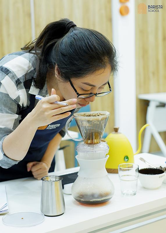 Các tiêu chí đánh giá cà phê